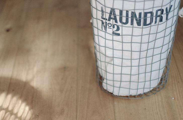 ランドリーバスケット