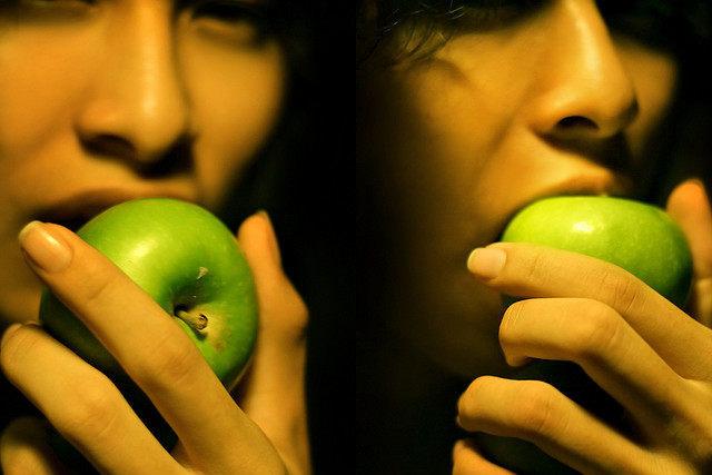 美肌になるために絶対に外せないリンゴ