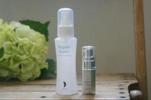 純粋なまま肌に届く新発想の美容液「リソウ リペアジェル」