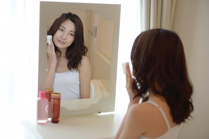 コラーゲン配合の化粧品は保水力が高い