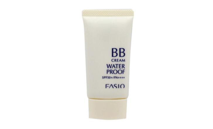 ファシオ BB クリーム ウォータープルーフ 自然な肌色