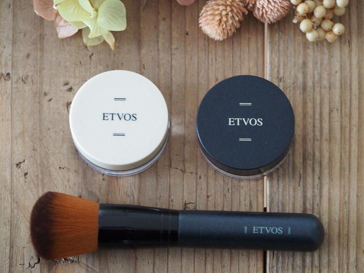 ETVOS(エトヴォス)「マットスムースミネラルファンデーション」